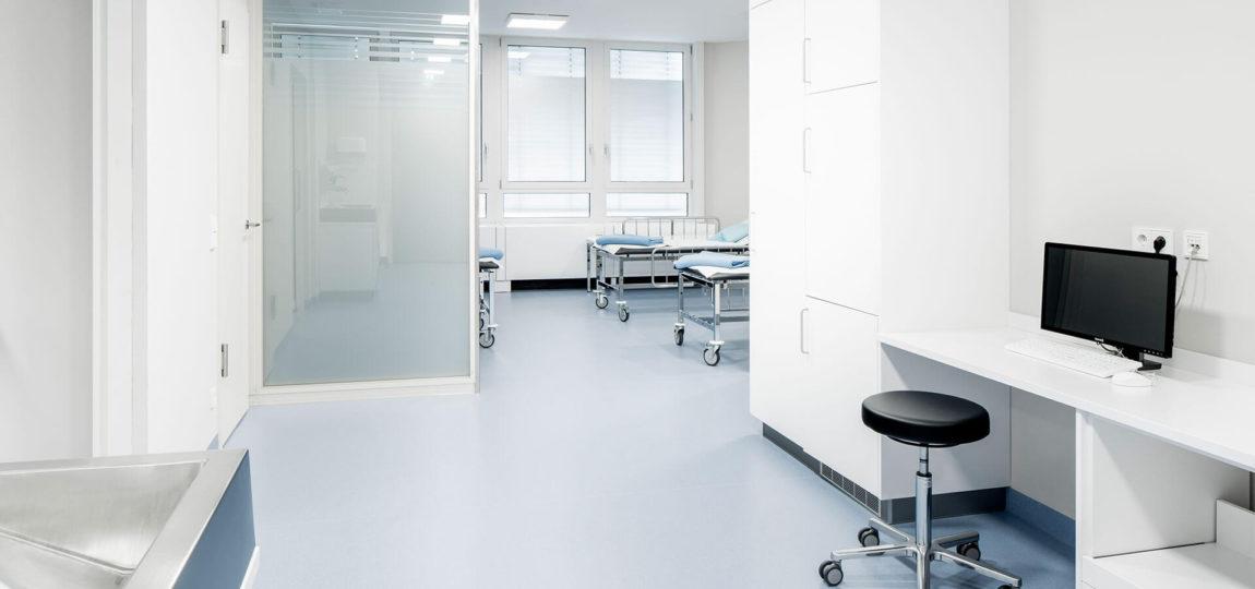 LMC - Leading Medical Center München Aufwachraum